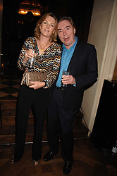 LORD & LADY LLOYD-WEBBER at a party to celebrate the publication of Michael Winner's new book 'Fat Pig Diet' held at The Belvedere, Holland Park, London on 17th October 2007.<br /><br />NON EXCLUSIVE - WORLD RIGHTS