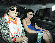 06.JULY.2009 - LONDON<br /> <br /> RONNIE WOOD LEAVING CLARIDGES HOTEL WITH A MYSTERY GIRL ON HIS ARM THEY THEN GOT IN THE CAR TOGETHER AND SMILING AND LAUGHING WITH EACHOTHER BUT THERE WAS NO SIGN OF HIS GIRLFRIEND EKATRINA. <br /> <br /> BYLINE MUST READ : EDBIMAGEARCHIVE.COM<br /> <br /> *THIS IMAGE IS STRICTLY FOR UK NEWSPAPERS & MAGAZINE ONLY*<br /> *FOR WORLDWIDE SALES & WEB USE PLEASE CONTACT EDBIMAGEARCHIVE - 0208 954-5968*