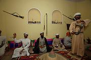Al-Ain Museum. Majlis scene.