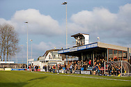 VENLO, Achilles 29 - VVV Venlo, voetbal, Jupiler League, seizoen 2015-2016, 29-04-2016, Sportcomplex de Heikant, overzicht stadion, complex.