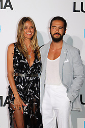Heidi Klum and Tom Kaulitz attending the UNICEF Gala in Porto Cervo, Sardinia. 10 Aug 2018 Pictured: Heidi Klum, Tom Kaulitz. Photo credit: Antonello Tavera / MEGA TheMegaAgency.com +1 888 505 6342