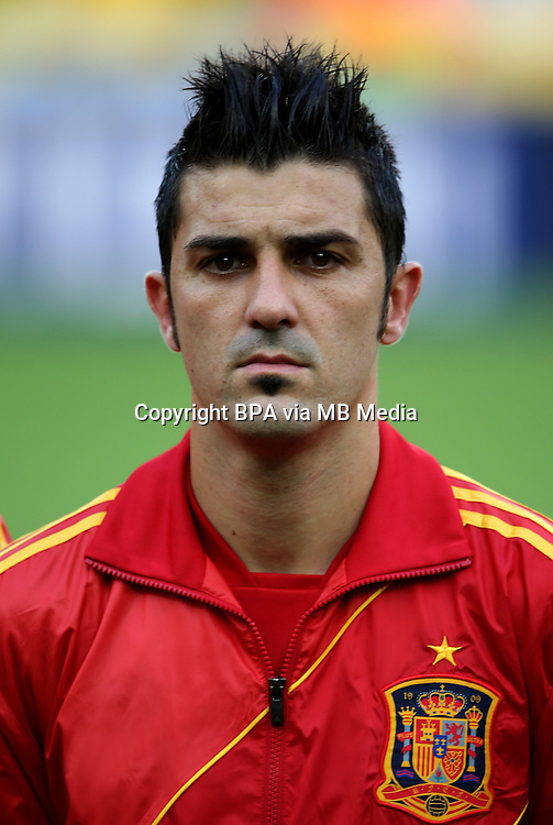 Fifa Brazil 2013 Confederation Cup / Group B Match /<br /> Spain vs Tahiti  10-0  ( Jornalista Mario Filho - Maracana Stadium - Rio de Janeiro , Brazil )<br /> David Villa of Spain , during the match between Spain and Tahiti