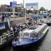 June 10, 2016 - 16:46<br /> The Netherlands, Amsterdam - Prins Hendrikkade