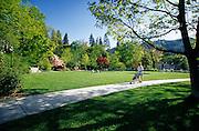 Image of Lithia Park in Ashland, Oregon, Pacific Northwest