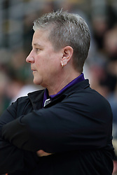 12 December 2015:  Shirley Egner during an NCAA women's basketball game between the Wisconsin Stevens Point Pointers and the Illinois Wesleyan Titans in Shirk Center, Bloomington IL