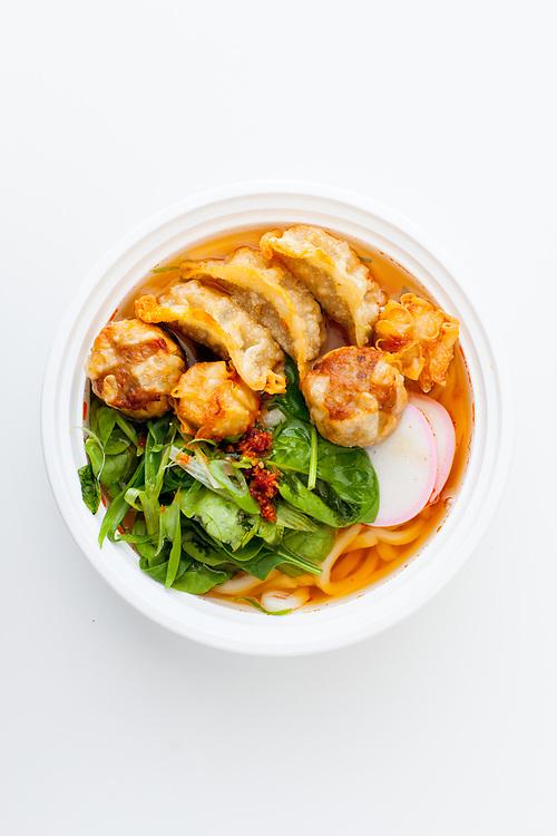 Dumpling Udon from Ennju ($11.95)