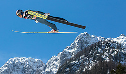 Andreas Wellinger (GER) during the Qualification round of the Ski Flying Hill Individual Competition at Day 1 of FIS Ski Jumping World Cup Final 2019, on March 21, 2019 in Planica, Slovenia. Photo by Matic Ritonja / Sportida