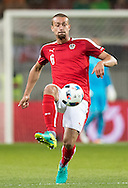 Stefan Ilsanker of Austria during the International Friendly match at Worthersee Stadion, Klagenfurt, Austria.<br /> Picture by EXPA Pictures/Focus Images Ltd 07814482222<br /> 31/05/2016<br /> ***UK &amp; IRELAND ONLY***<br /> EXPA-GRO-160531-5349.jpg