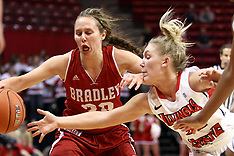 20150130 Bradley at Illinois State women
