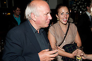 GREG DYKE, Comedy Theatre First night party for Betrayal by Harold Pinter. National Gallery Cafe. Trafalgar Sq. London. <br /> <br />  , -DO NOT ARCHIVE-© Copyright Photograph by Dafydd Jones. 248 Clapham Rd. London SW9 0PZ. Tel 0207 820 0771. www.dafjones.com.