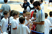 TRENTO 09-08-2013  BASKET TRENTINO CUP - ALLENAMENTO<br /> NELLA FOTO: LUCA VITALE<br /> FOTO : CIAMILLO