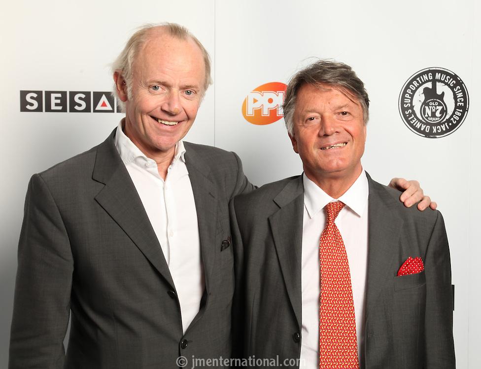 Jonathan Morrish and Fran Nevrkla (PPL Chairman and CEO)
