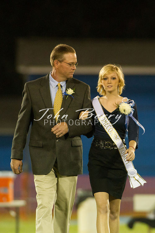 September/23/11:  MCHS Varsity Football vs Manassas Park Cougars.  Homecoming.  Manassas Park wins 54-14.  Abbie White is MCHS 2011 Homecoming Queen.