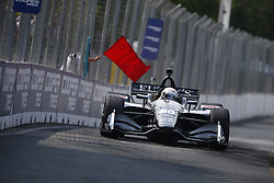 July 14, 2018 - Toronto, Ontario, Canada - JORDAN KING (20) of England takes to the track to practice for the Honda Indy Toronto at Streets of Toronto in Toronto, Ontario. (Credit Image: © Justin R. Noe Asp Inc/ASP via ZUMA Wire)