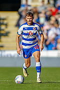 Reading midfielder John Swift (10) during the EFL Sky Bet Championship match between Reading and Millwall at the Madejski Stadium, Reading, England on 20 October 2018.