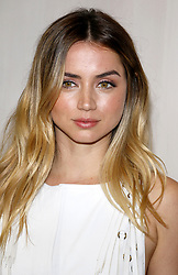 Ana de Armas at the Hammer Museum Gala In The Garden held at the Hammer Museum in Westwood, USA on October 14, 2017.