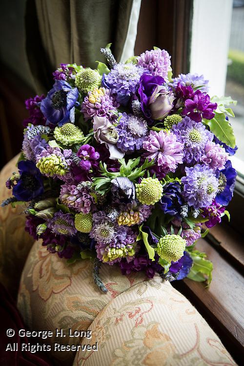 wedding of Caroline Robinson and Eddie Cliff on May 9, 2015