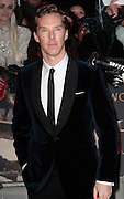 Dec 1, 2014 - The Hobbit: The Battle Of The Five Armies -World Premiere - Red Carpet arrivals at Odeon,  Leicester Square, London<br /> <br /> Pictured: Benedict Cumberbatch<br /> ©Exclusivepix Media