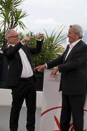Alain Delon, honorary Palme d'Or - Cannes Film Festival