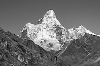 The most stunning mountain in the himalayas, Ama Dablam.