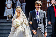 Hanover: Wedding Ceremony of Prince Ernst-August Jr. of Hanover - 8 July 2017