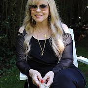 Recording artist Stevie Nicks photographed during the 2012 Hamptons International Film Festival
