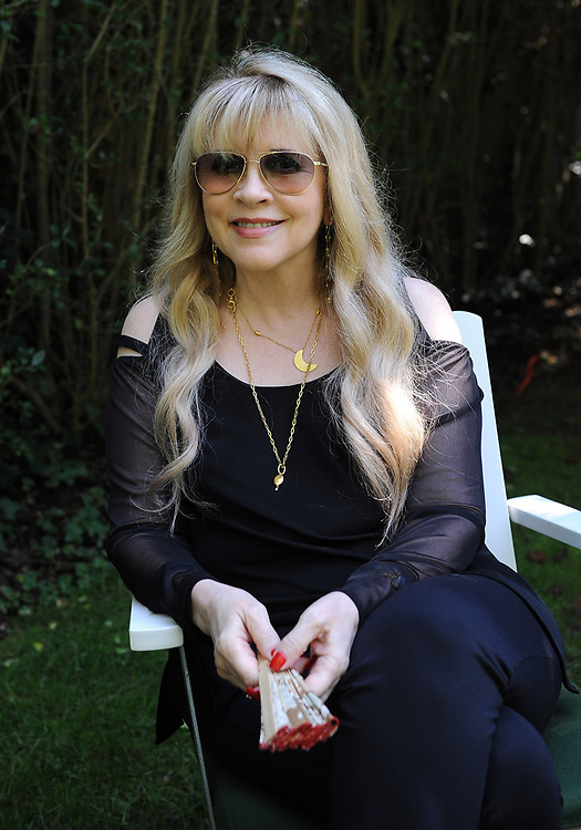 Recording artist Stevie Nicks photographed during the 2012 Hamptons International Film Festival