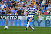 Reading's Captain Paul McShane during the Sky Bet Championship match between Reading and Milton Keynes Dons at the Madejski Stadium, Reading, England on 22 August 2015. Photo by Mark Davies.