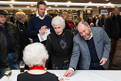 Former Bristol City Manager Gary Johnson attends Marina Dolman's Book Launch at Ashton Gate - Rogan/JMP - 15/11/2017 - SPORT - Ashton Gate Stadium - Bristol, England.