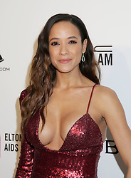 Dania Ramirez arriving at the Elton John Oscar Party held in Beverly Hills, Los Angeles, USA.