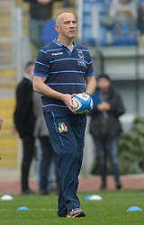 March 16, 2019 - Rome, Italy - Conor O'Shea before RBS Six Nations Rugby Championship, Italia v Francia at the Olympic Stadium in Rome, on march 16, 2019  (Credit Image: © Silvia Lore/NurPhoto via ZUMA Press)