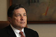 Jeffrey Lacker took office as president on August 1, 2004, as the seventh chief executive of the Fifth District Federal Reserve Bank.