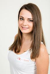 Tjasa Friskovec na izboru za Miss Sporta Slovenije 2014, on February 27, 2014 in Ljubljana, Slovenia. Photo by Vid Ponikvar / Sportida