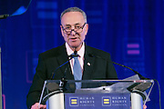 U.S. Senator Charles Schumer, (D-N.Y.) speaking at the HRC's Greater NY Gala 2014 held at the Waldorf=Astoria in New York City on Saturday, February 8, 2014. (Photo: JeffreyHolmes.com)