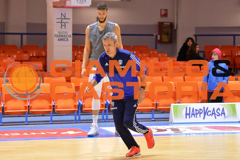 Cattapan Riccardo, Sist marco<br /> Happy Casa Brindisi - Grissin Bon Reggio Emilia<br /> Legabasket SerieA  2019-2020<br /> Brindisi 26/12/19<br /> Foto: Ciamillo-Castoria / Michele Longo