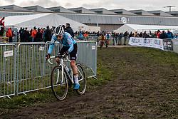 CANT Sanne (BEL) during Women Elite race, 2020 UCI Cyclo-cross Worlds Dübendorf, Switzerland, 1 February 2020. Photo by Pim Nijland / Peloton Photos | All photos usage must carry mandatory copyright credit (Peloton Photos | Pim Nijland)