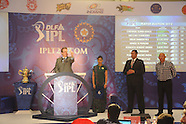 IPL Season 5 Auction Bangalore