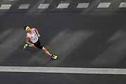 Koen Naert competes and wins gold medal in men Marathon during the European Championships 2018, at Olympic Stadium in Berlin, Germany, Day 6, on August 12, 2018 - Photo Philippe Millereau / KMSP / ProSportsImages / DPPI