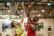 Dequal Jones<br /> Trieste - Sencur<br /> Amichevole precampionato <br /> Legabasket Serie A 2019-20<br /> Parma, 14/09/2019<br /> Foto Ciamillo-Castoria