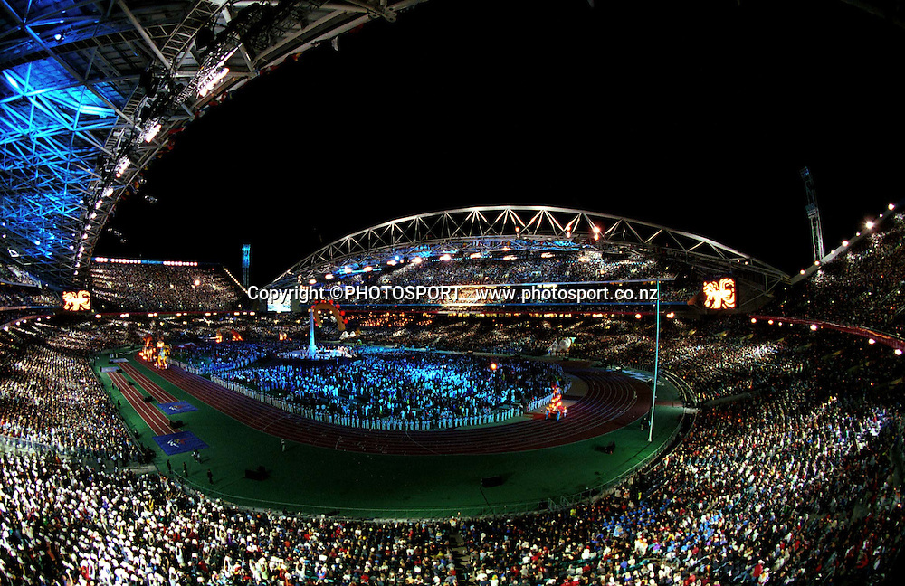 2000 Summer Olympic Games. Sydney, Australia. Photo: PHOTOSPORT