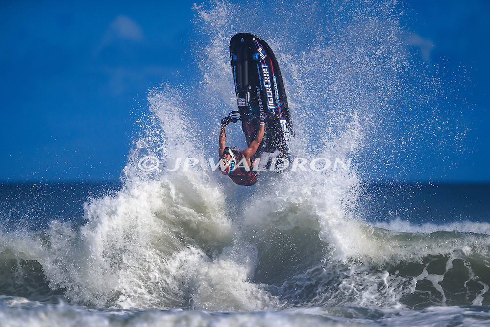 January 14, 2017: \ 2017 Daytona Beach Jet Ski Rally at Beachside in Daytona Beach, Florida.  JP Waldron/