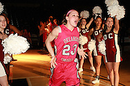 February 13, 2014: The Rogers State University Hillcats play against the Oklahoma Christian University Lady Eagles in the Eagles Nest on the campus of Oklahoma Christian University.