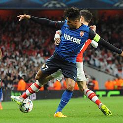 Arsenal v Monaco   Champions League   25 February 2015