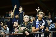 Acqua San Bernardo Cantù - A|X Armani Exchange Milano<br /> Campionato Legabasket 2018/2019 - LBA<br /> Cantù 9/12/18<br /> Ciamillo - Castoria // Foto Vincenzo Delnegro