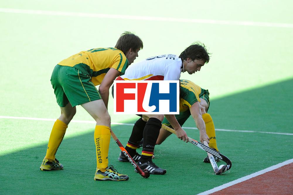 2009 CT Men- Australia v.Germany