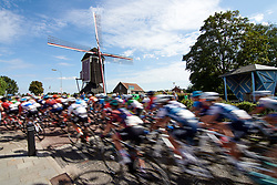 Racing gets underway at Boels Ladies Tour 2019 - Stage 1, a 123 km road race from Stramproy to Weert, Netherlands on September 4, 2019. Photo by Sean Robinson/velofocus.com