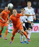 Fussball EURO 2012: Niederlande - Deutschland