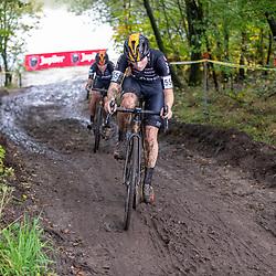13-10-2019: Cycling: Superprestige Veldrijden: Gieten <br />Senne Knaven