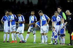 Bristol Rovers - Mandatory byline: Neil Brookman/JMP - 07966 386802 - 06/10/2015 - FOOTBALL - Memorial Stadium - Bristol, England - Bristol Rovers v Wycombe Wanderers - JPT Trophy