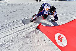 World Cup Banked Slalom, SHEA Mike, USA at the 2016 IPC Snowboard Europa Cup Finals and World Cup